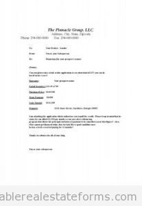 Mortgage Broker Submission Assorted Legals Templates Mortgage
