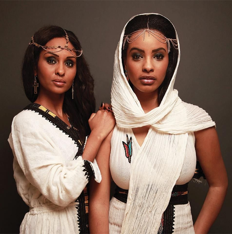 Habesha Weddings Probably Will Take Wedding Photo Like This With - Ethiopian brides hairstyle
