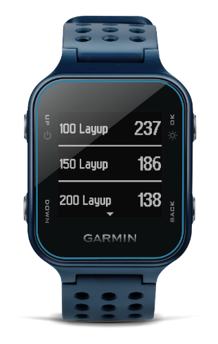 Garmin Approach S20 Golf Watch Golf watch, Golf gps
