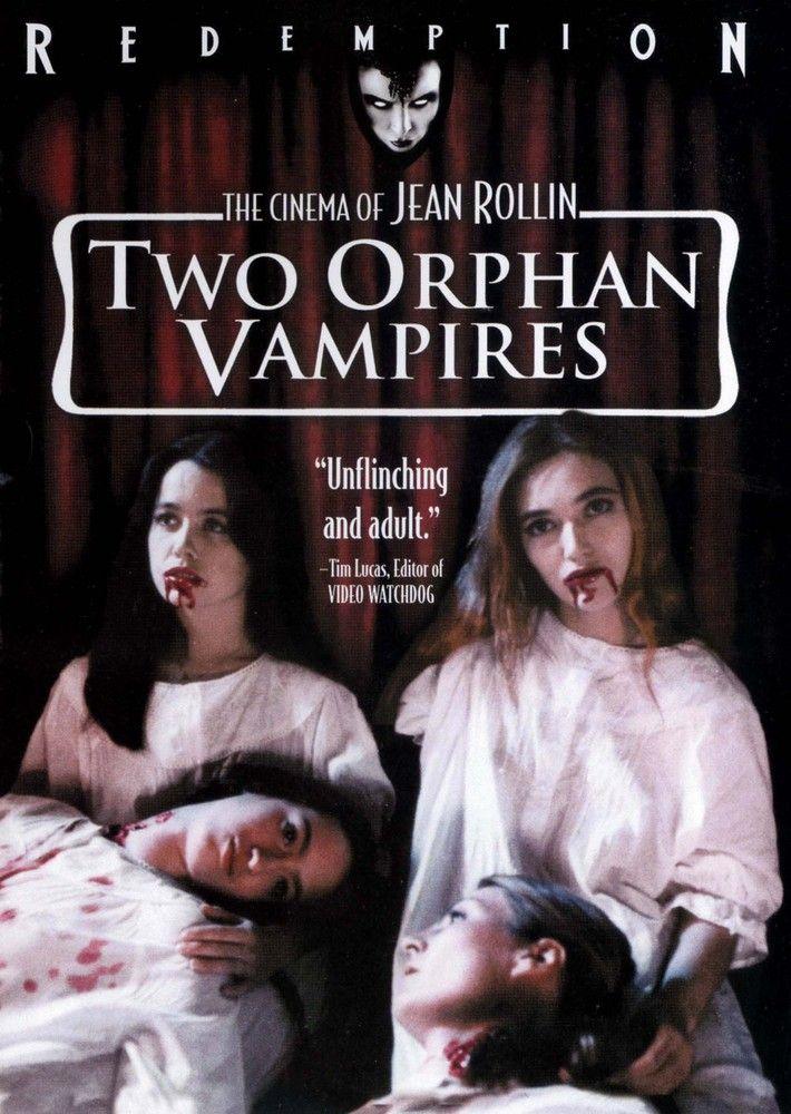 Two Orphan Vampires Dvd 1996 Vampire Movies Orphan Vampire
