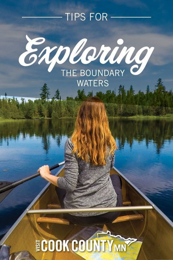 Photo of Tips for Exploring the Boundary Waters