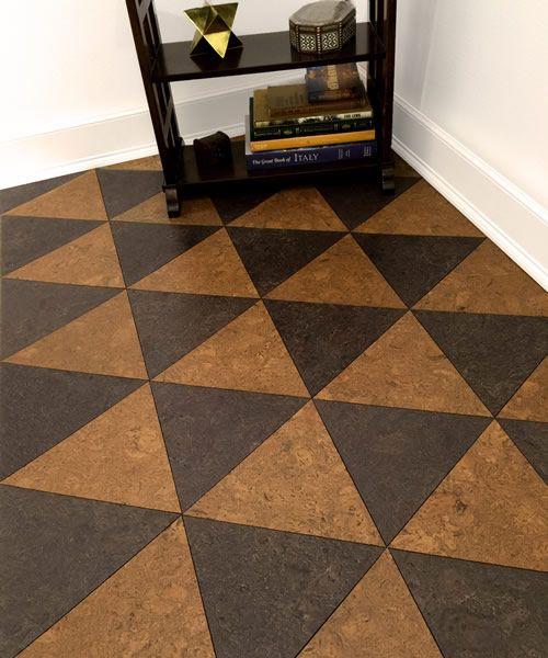 Cork Flooring Photos