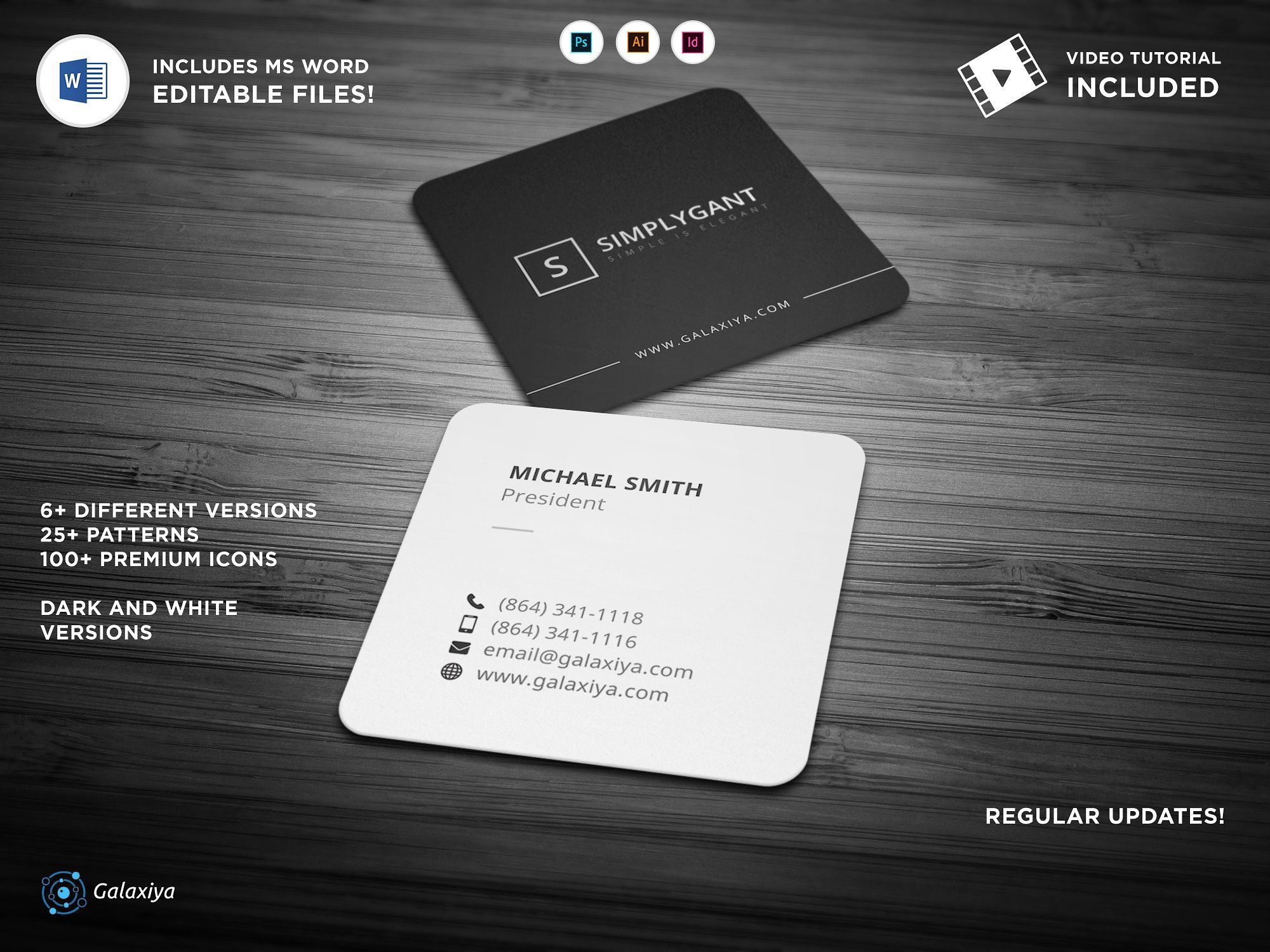 Minimal Square Business Cards Square Business Cards Create Business Cards Business Card Mock Up