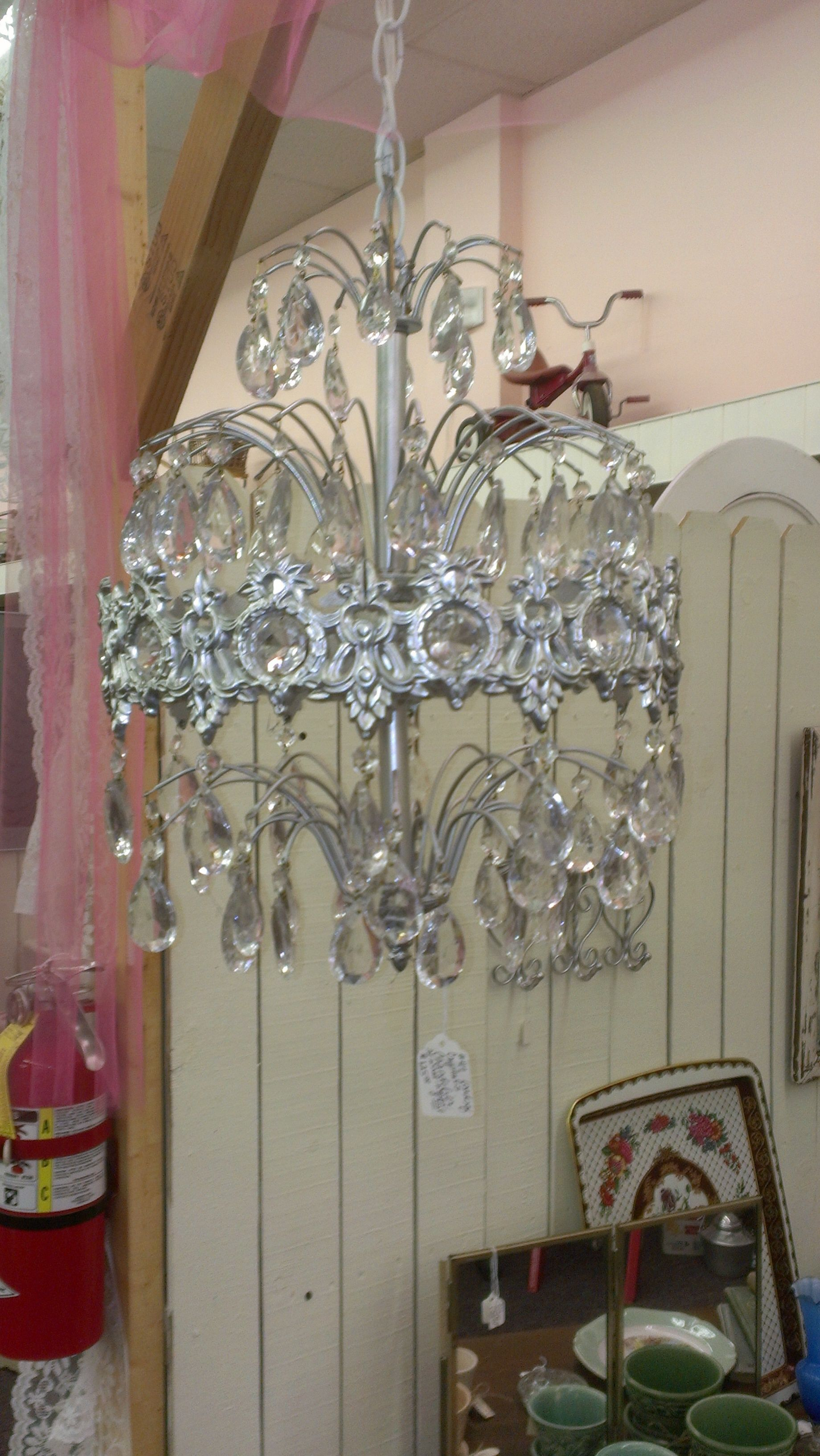 Very unique crystal chandelier lighting pinterest - Unique crystal chandeliers ...