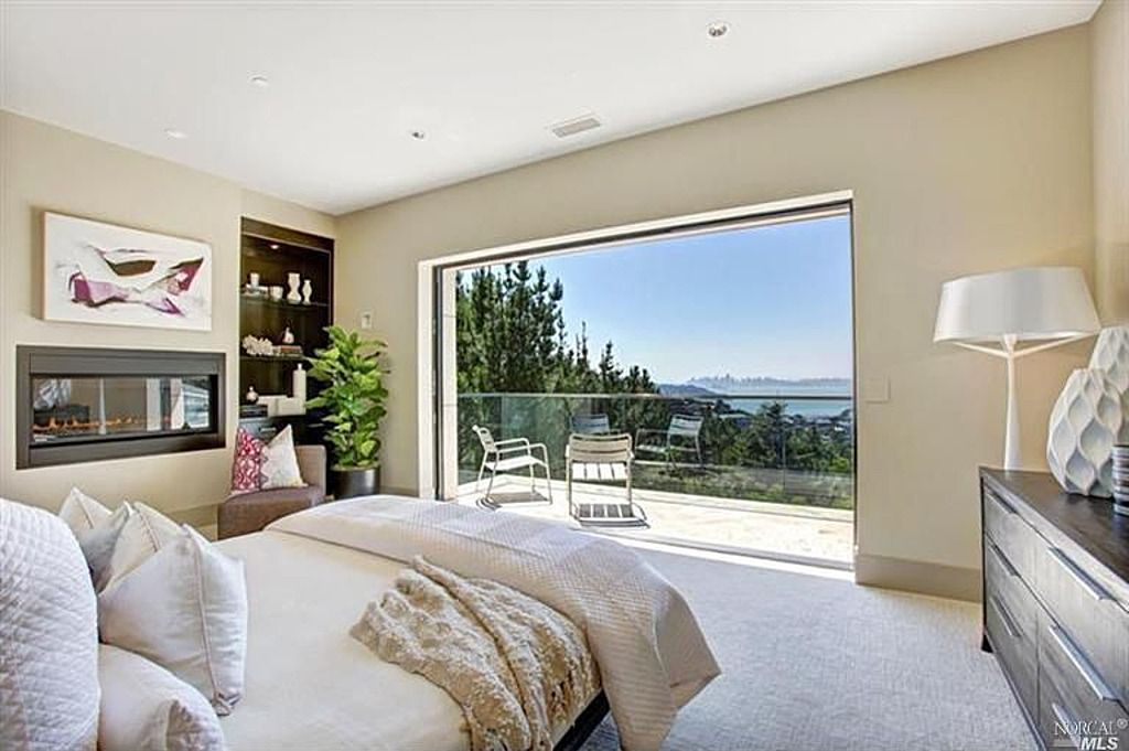 92 Mount Tiburon Rd Belvedere Tiburon Ca 94920 Zillow With Images Luxurious Bedrooms Bed Linens Luxury Bedroom Design