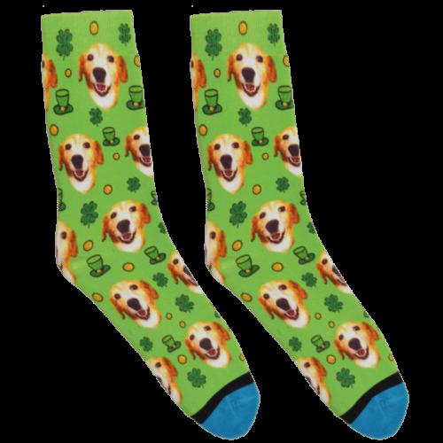 DivvyUp The Custom Sock Company I can put my dog's face
