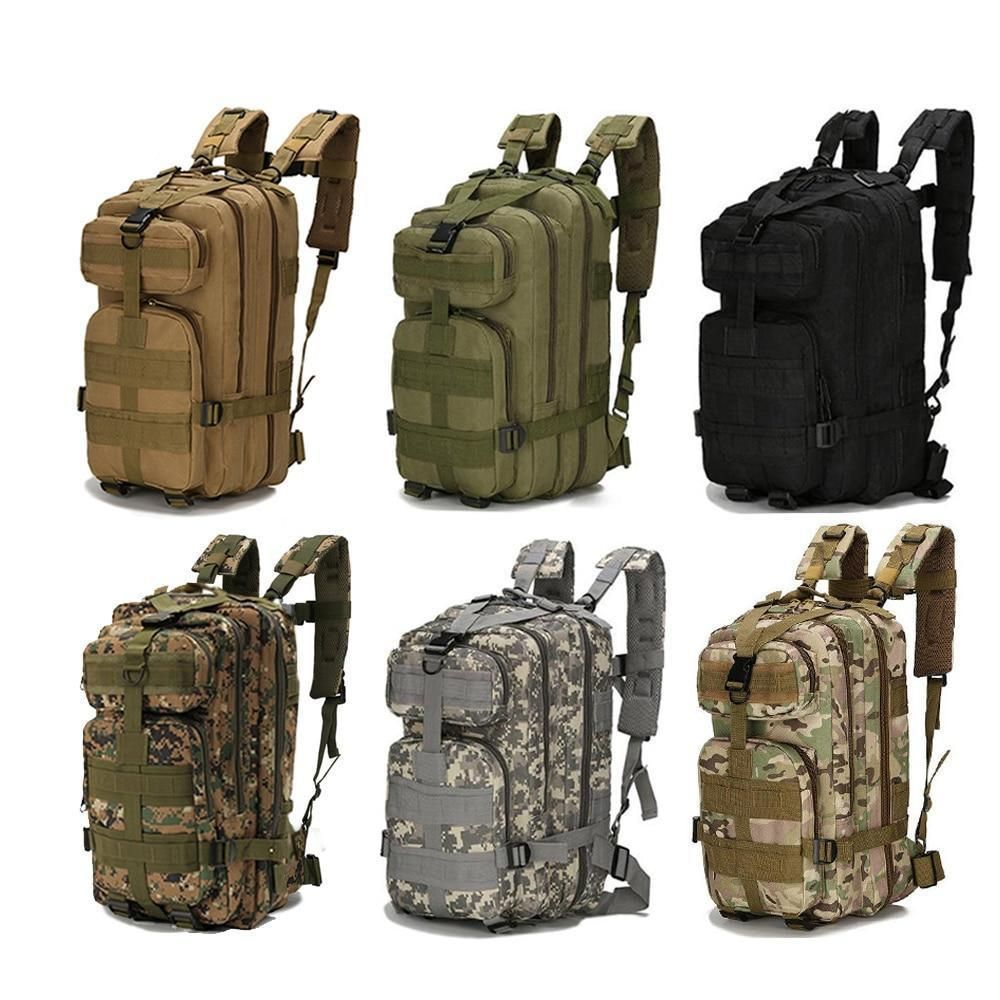 1000D Outdoor Tactical Molle Pack Small Pouch Military Hunting Hiking Bag Cool