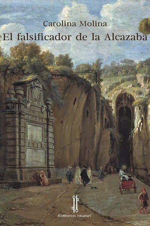 Imagen de http://4.bp.blogspot.com/-QXl0N_4s8Vc/U38JrYhlhzI/AAAAAAAACLA/eZmv589dtek/s1600/El+falsificador+de+la+Alcazaba+-+PortadaReducida.jpg.