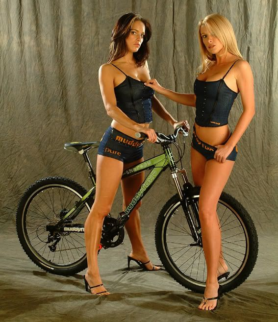 Female sex bike