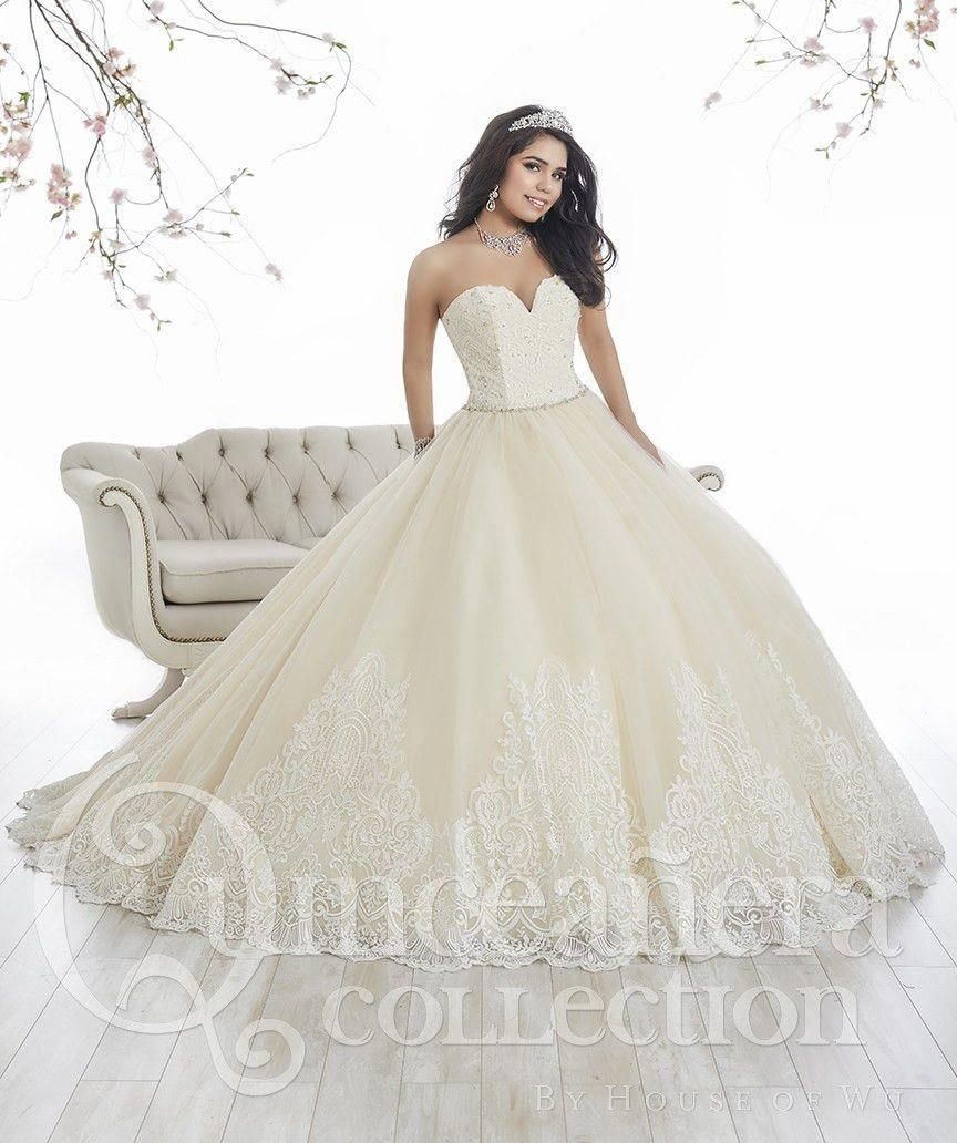 House of wu quinceanera dress style