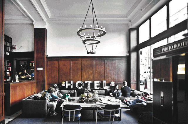 Ace hotel portland stumptown coffee clients