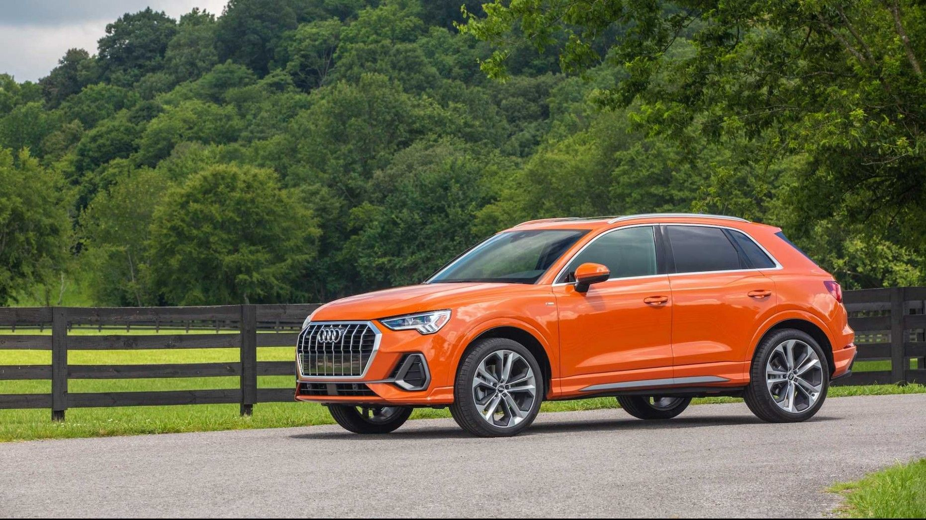 2021 Audi Q3 Usa Concept and Review