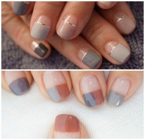 32 nice natural nail art 26  natural nail art nail art