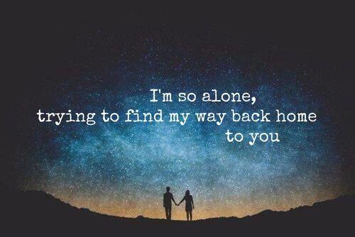 Marshmello lyric image | Quotes | Sprüche und Back home