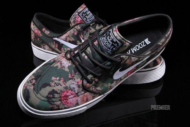 Nike SB Zoom Stefan Janoski Digi Floral  d641e11c2