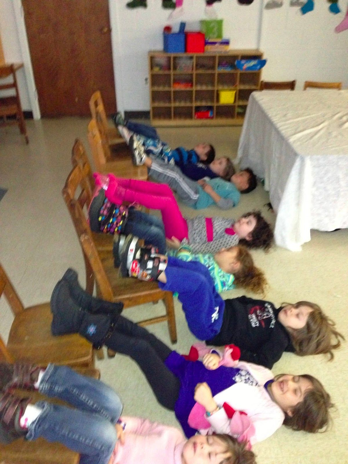 Adapt Game For Older Children Signal Night By Turning