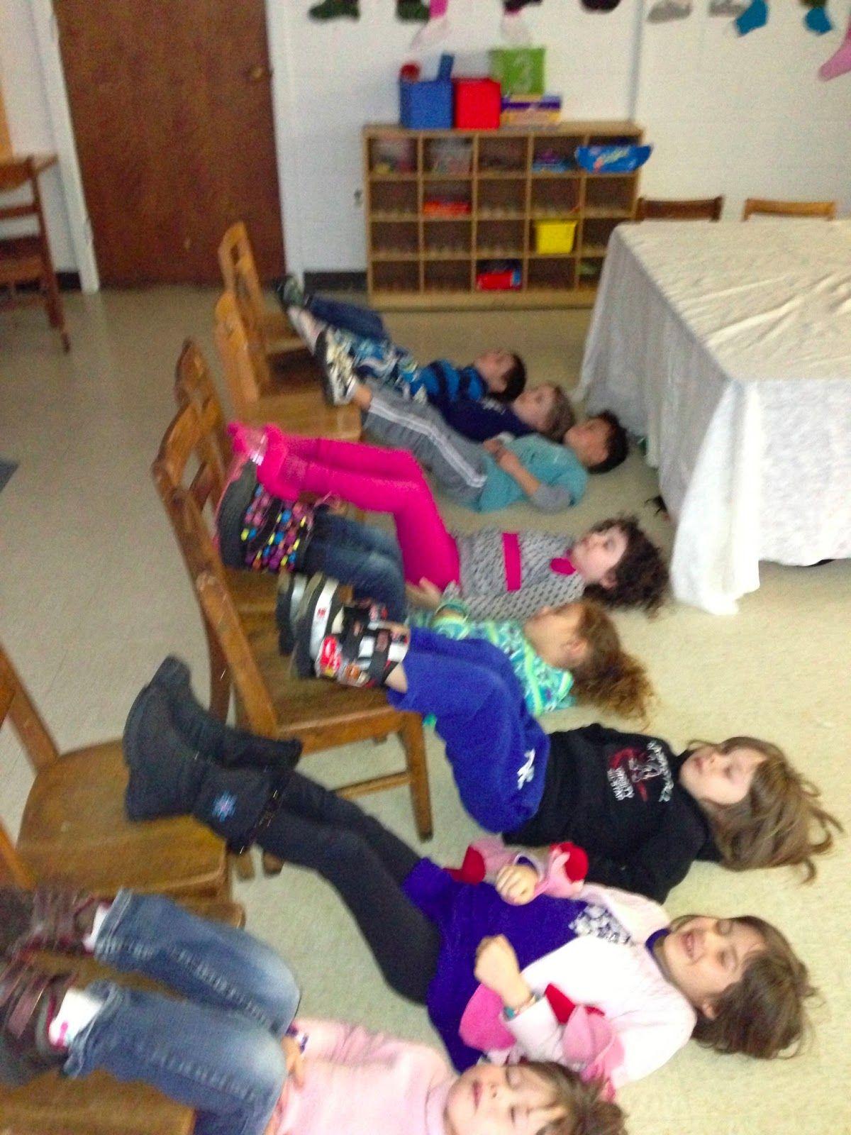 Mrs. Goff's Pre-K Tales: Hibernation
