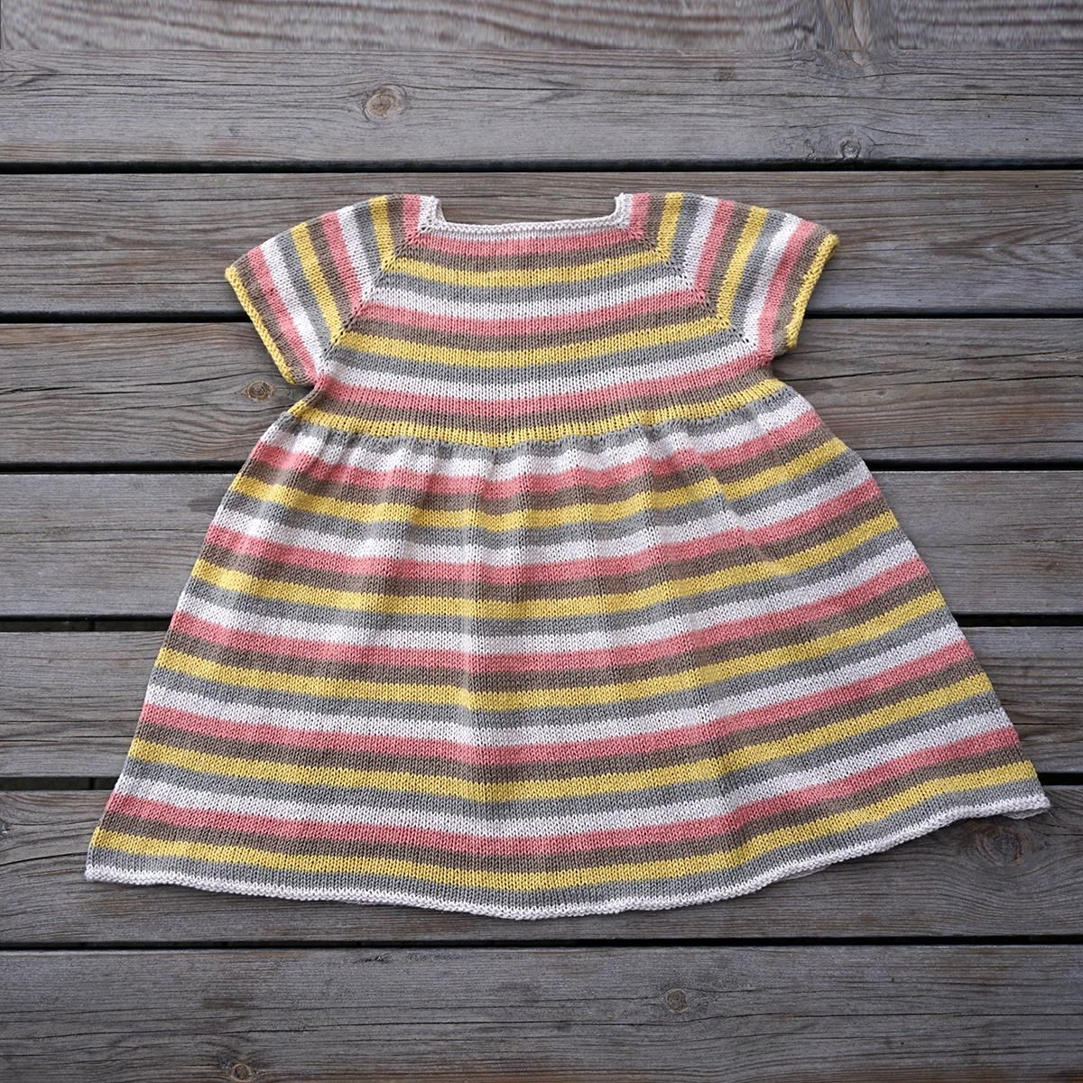4e3c66e3 PETITE BLANDEDE BOLSJER KJOLE | Babykjoler / kjoler | Candy dress ...