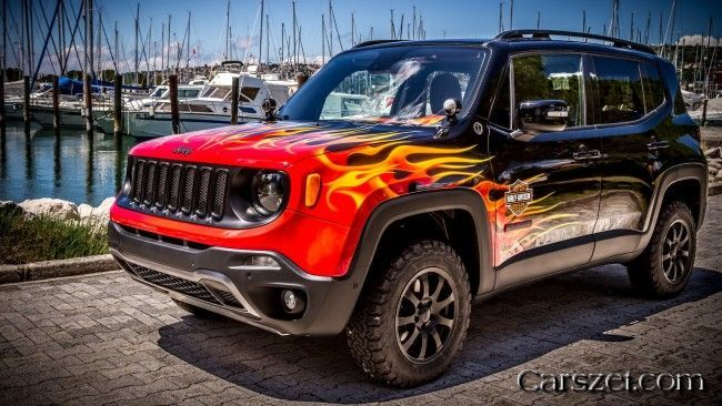 2018 2019 Jeep And Harley Davidson Have Developed A Special Version