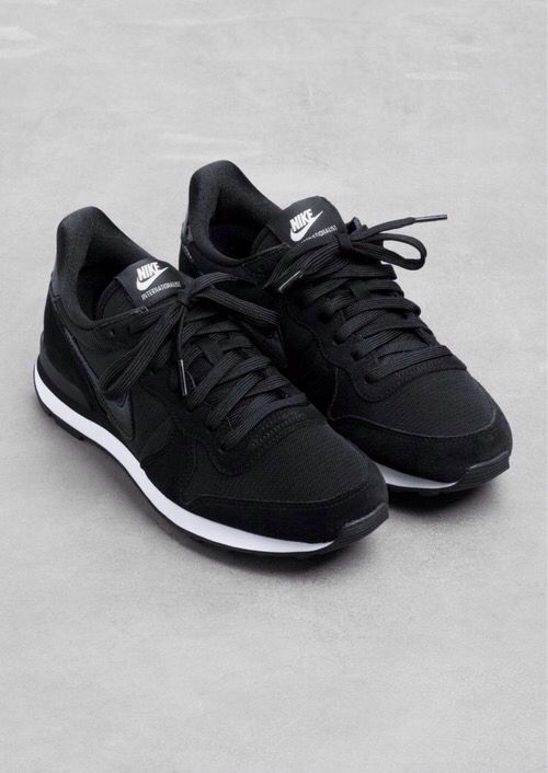 air max · sneakers nike internationalist black