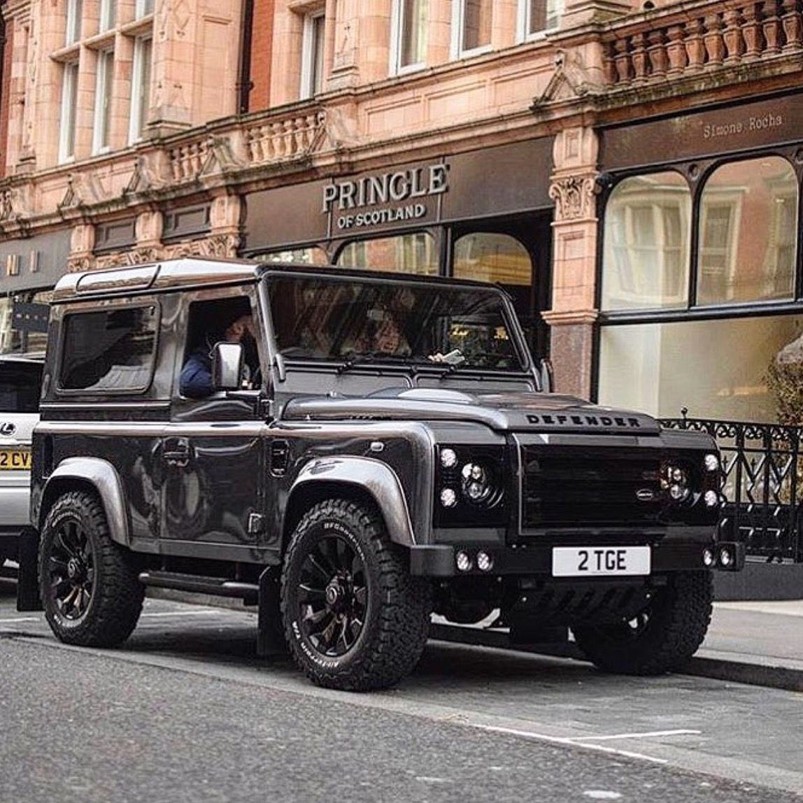 Urban Automotive Defender 90
