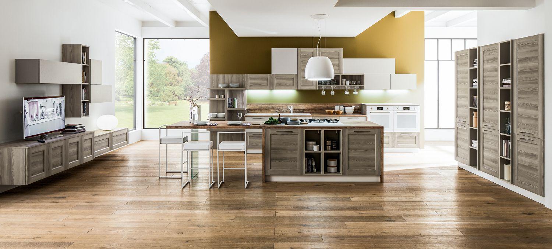 Arrex Le Cucine Consiglia Posiziona La Tua Cucina Su Tre Lati