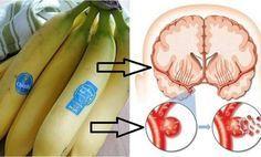 Mira cómo impacta el consumo de bananas en tu corazón y el cerebro cuando la consumes seguido