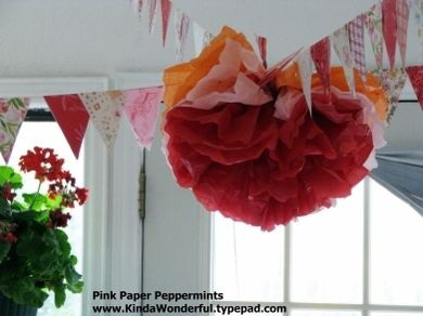 31 Crafty Flowers Day One Mexican Tissue Paper Flowers Paper