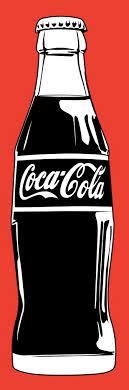 Vintage coca cola bottle drawing - Buscar con Google