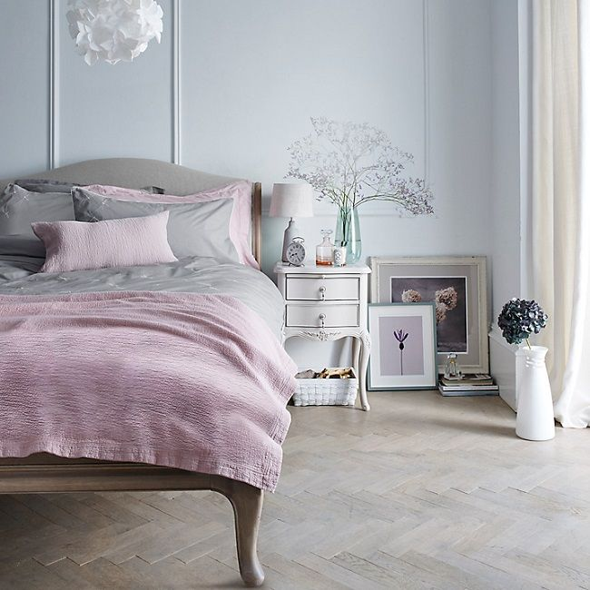 French Style Bedroom Rose Mist John Lewis
