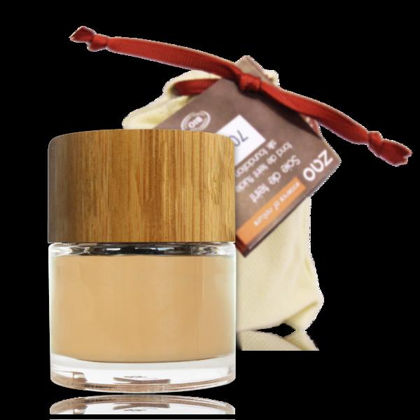 ZAO Makeup Silk Foundation 30ml Organic makeup