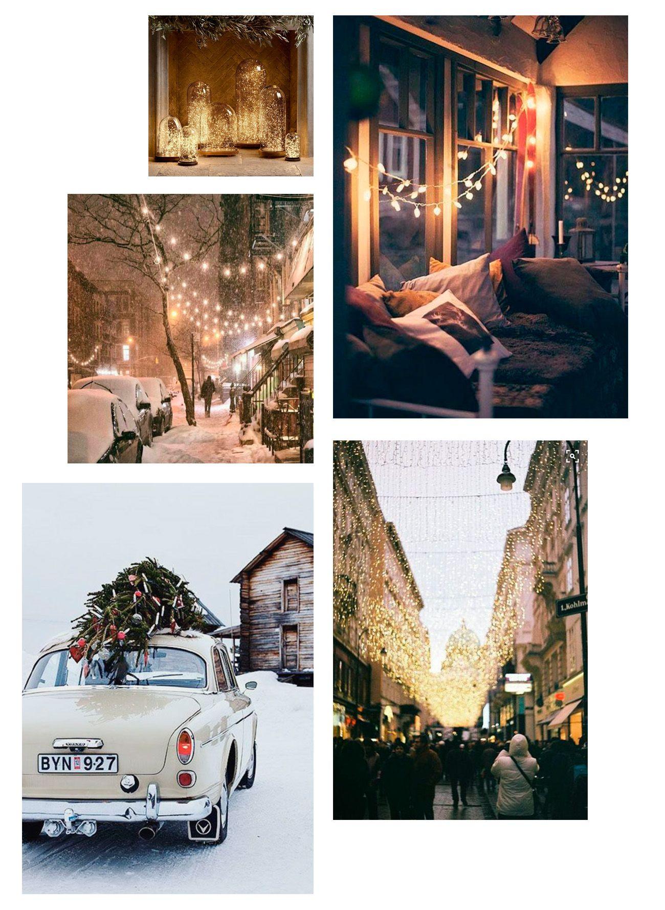 So fühlt sich der Dezember an.  #moodboard #december #christmas #lifestyle #merrychristmas