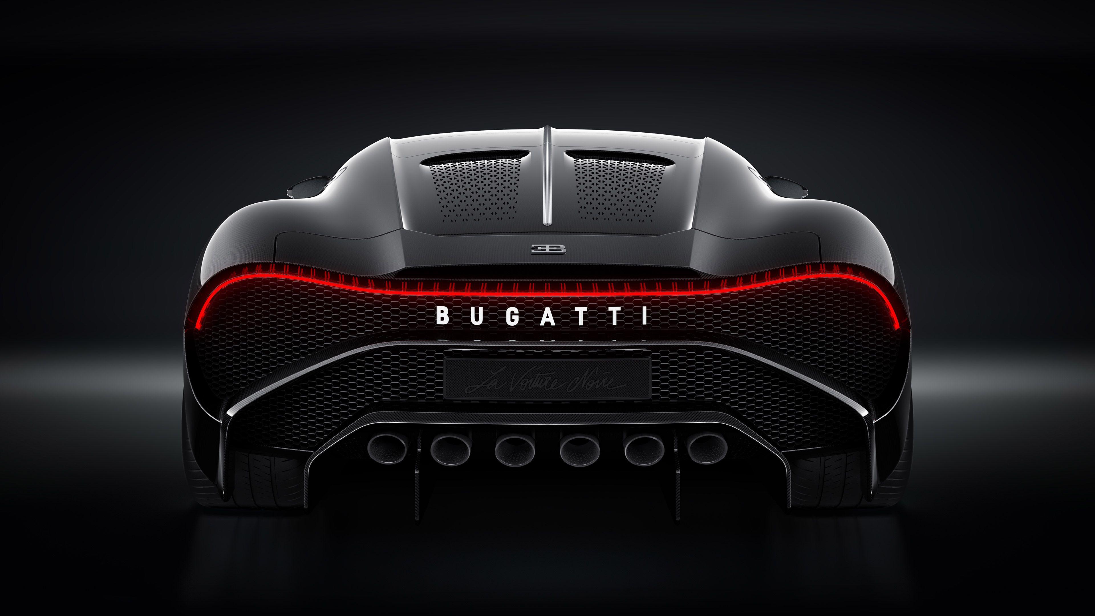 Wallpaper 4k Bugatti La Voiture Noire Rear 2019 Bugatti La Voiture Noire 2019 4k Wallpaper Bugatti La Wallpaper 4k Bugatti Voiture Wallpaper 2019 Bugatti Wal Siyah Arabalar Bugatti Audi