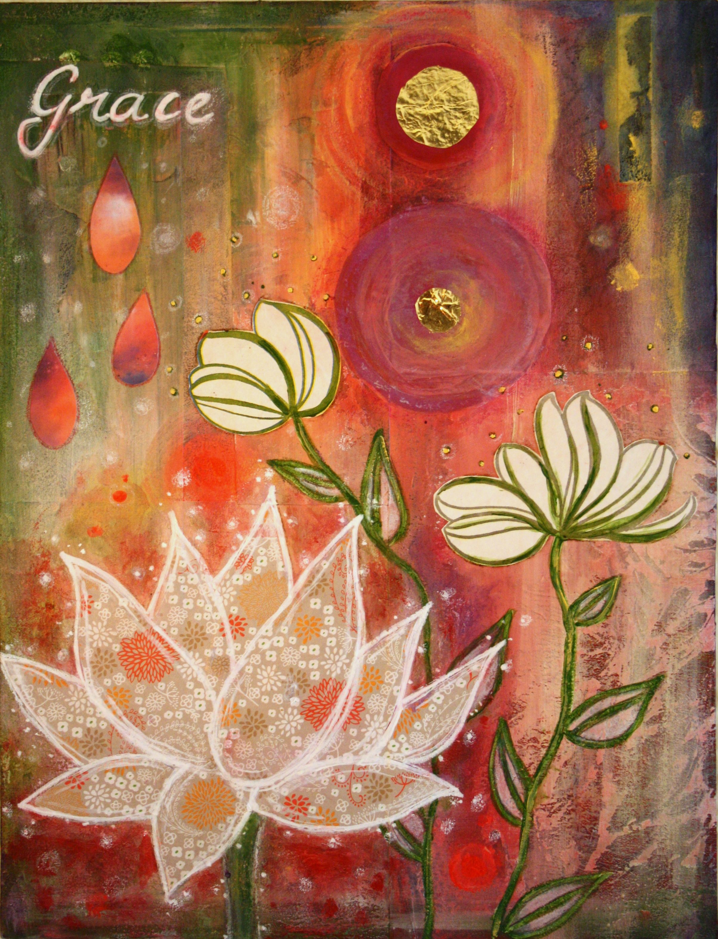 """Grace"" by Shanti I.Kassebom"