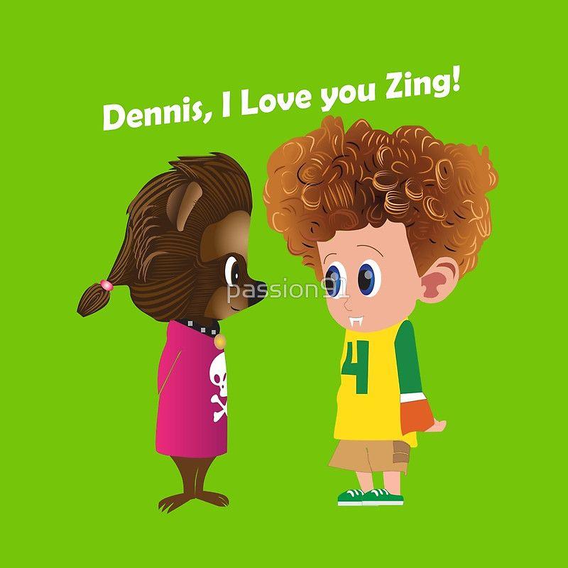 Dennis And Winnie - Google Hotel Transylvania