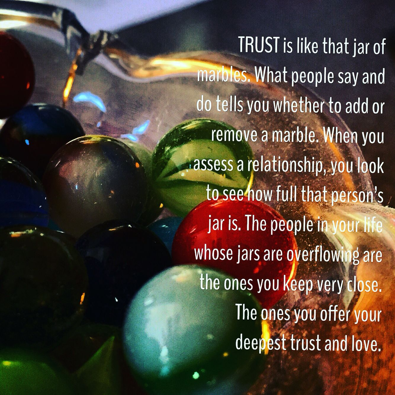 Marble Jar Friends Marble Jar Quotes And Notes Brene Brown Daring Greatly