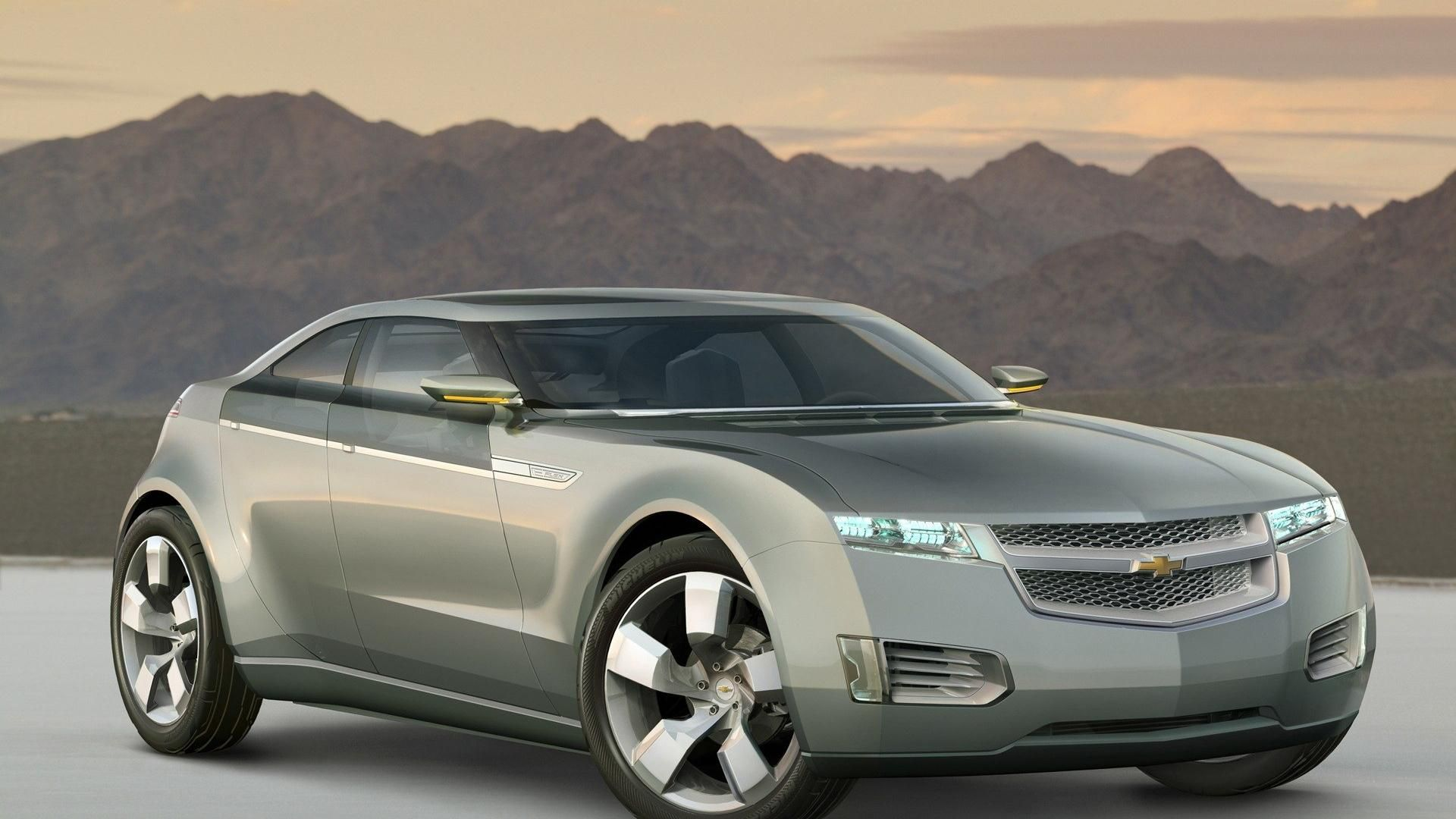 Chevrolet Volt nació como un vehículo concept, un prototipo con mirada al futuro. Ahora es toda una realidad en algunos países.