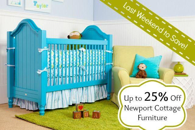 Save Up To 25% On Newport Cottage Furniture Through March 31st!