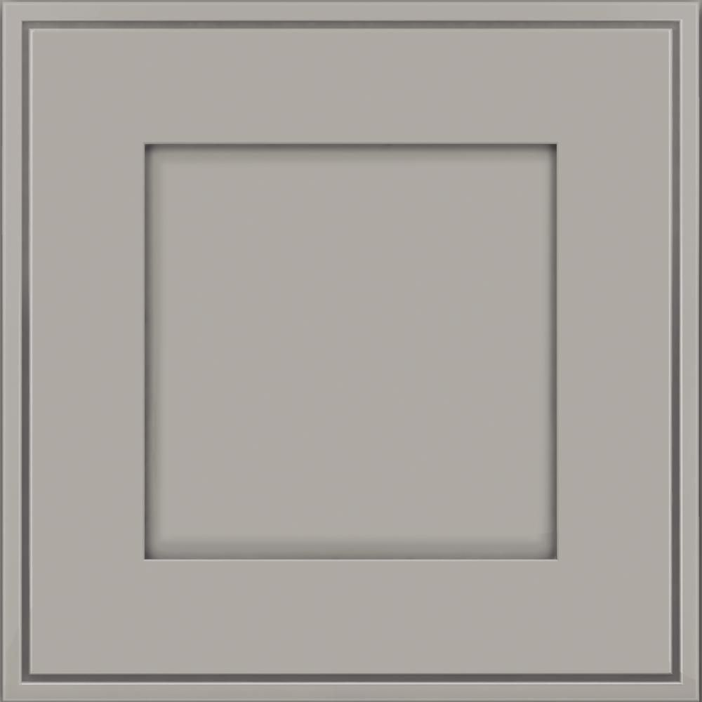 Best Kraftmaid 15 X 15 In Cabinet Door Sample In Welch Maple 400 x 300
