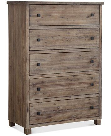 Canyon 5 Drawer Chest, Created for Macy's | macys.com