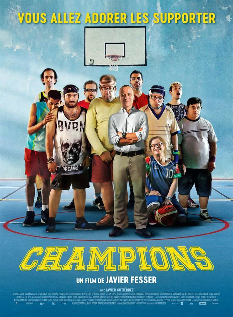 half off reputable site outlet store Télécharger Champions Film Complet Streaming VF Entier ...