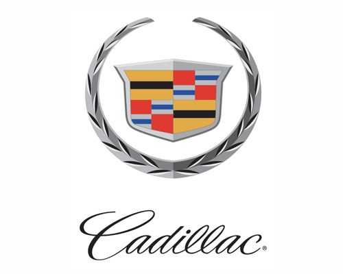 Luxury Vehicles Logo: Cadillac Is A Luxury Car Brand Owned By General Motors