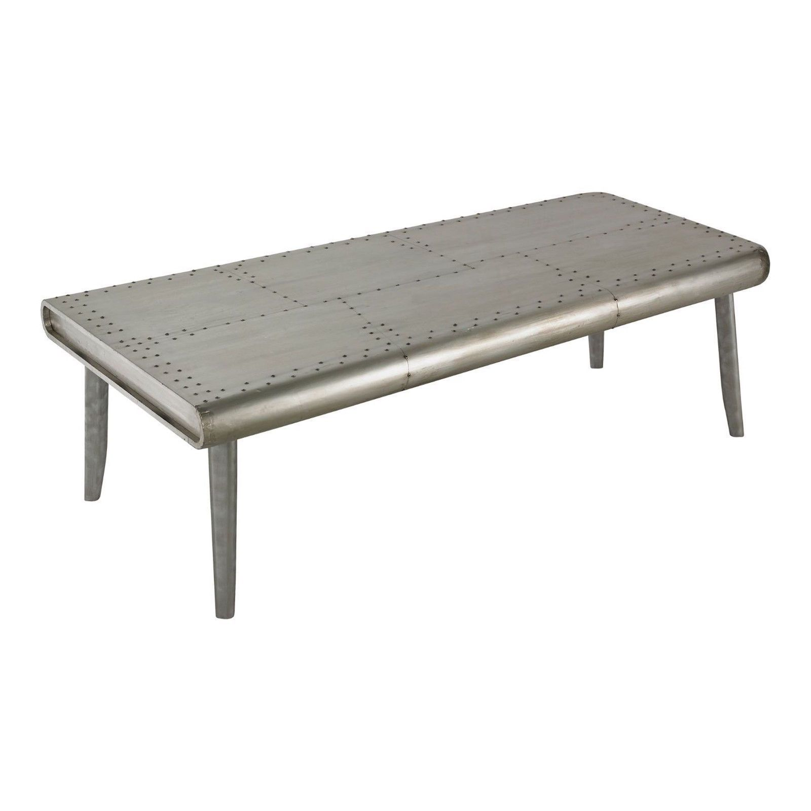 Aviator Airplane Wing Coffee Table Restoration INdustrial Hardware