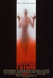 Psycho. Really good movie.