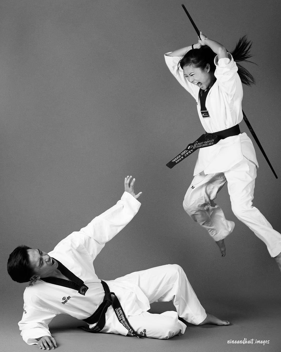 The War?! hanstaekwondo schoolpictureday2017 taekwondo
