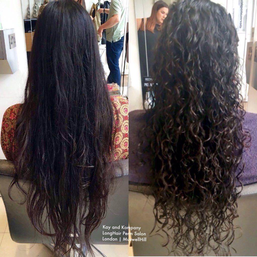 Straight hair perms pros and cons -  Hair Perm Hairpermed Permedhair Hairperm N10 Muswellhill Olaplex