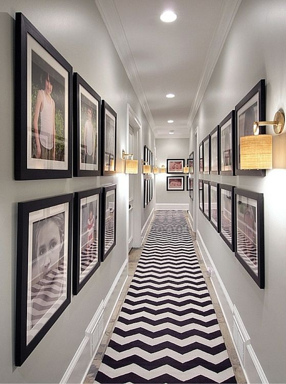 How To Decorate With Geometric Patterns Hallway