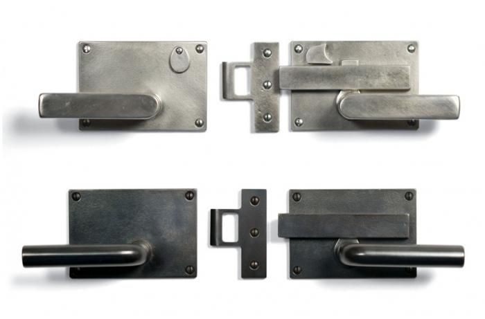 10 Easy Pieces Garden Gate Latches Gardenista Gate Latch