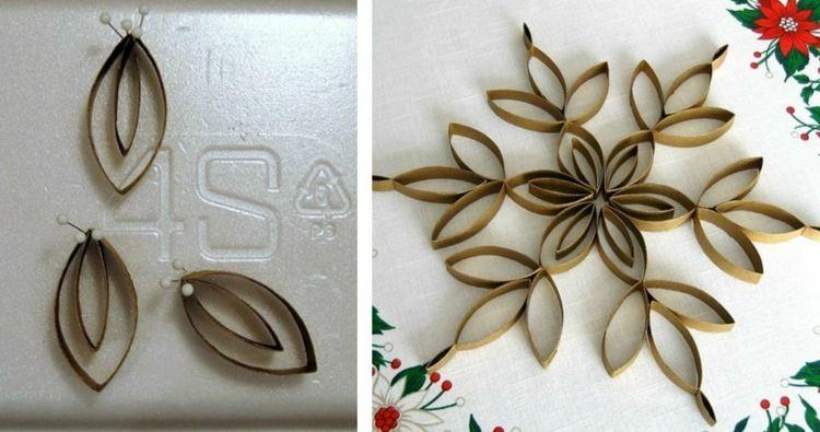 Bricolage pour no l 28 id es pour petits et grands rouleaux de papier toilette papier - Pere noel rouleau papier wc ...
