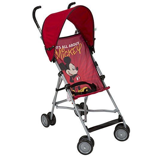 Amazon.com : Disney Umbrella Stroller with Canopy, My ...